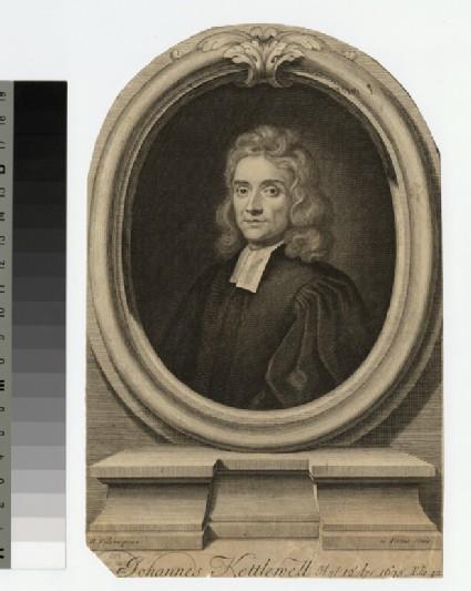 Portrait of Revd J. Kettlewell