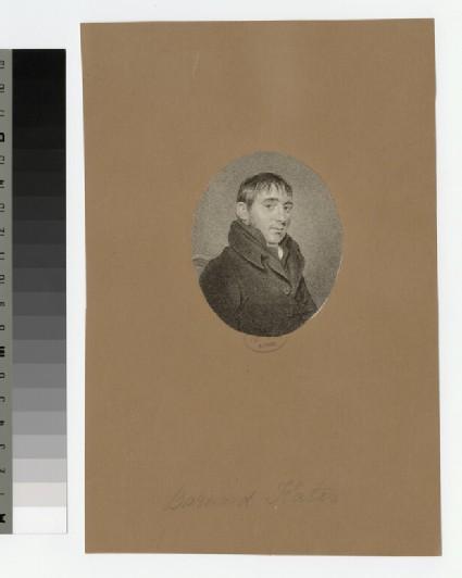 Portrait of B. Kater