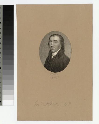 Portrait of J. Kerr