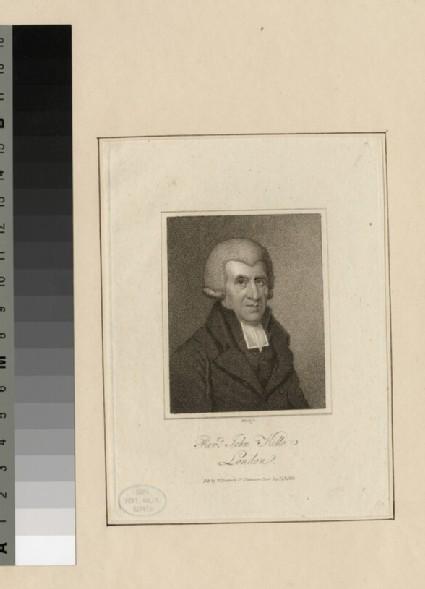 Portrait of J. Kello