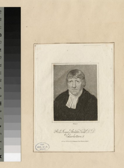 Portrait of I. S. Keith