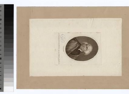 Portrait of A. Kippis