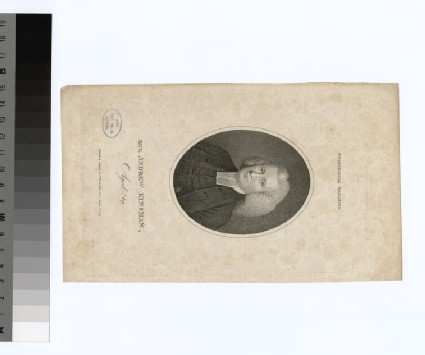 Portrait of A. Kinsman