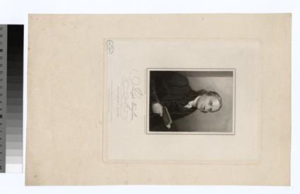 Portrait of Joseph Kinghorn