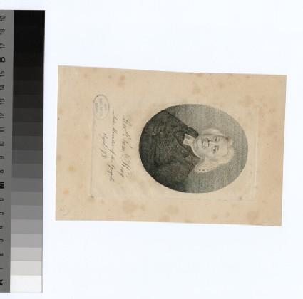 Portrait of Samuel King