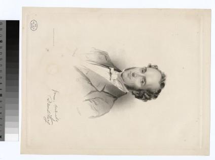 Portrait of D. King