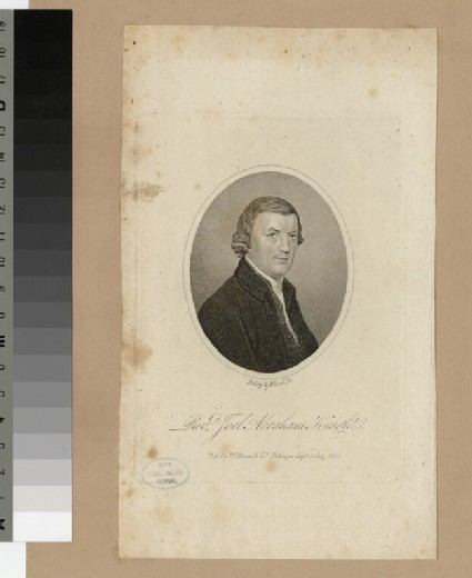 Portrait of J. A. Knight