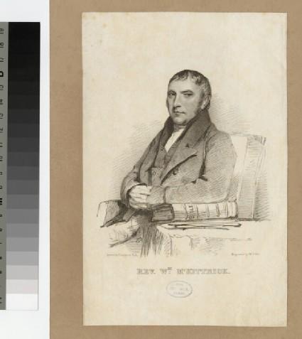 Portrait of W. McKittrick