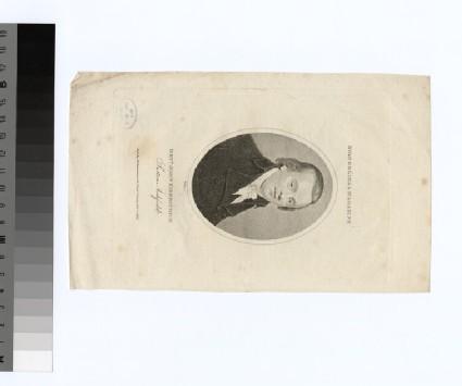 Portrait of J. Kirkpatrick