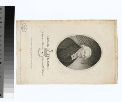 Portrait of Lemuel Kirkman