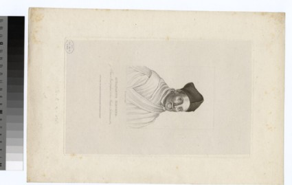 Portrait of A. Kircher