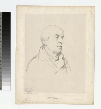 Portrait of William Gunn