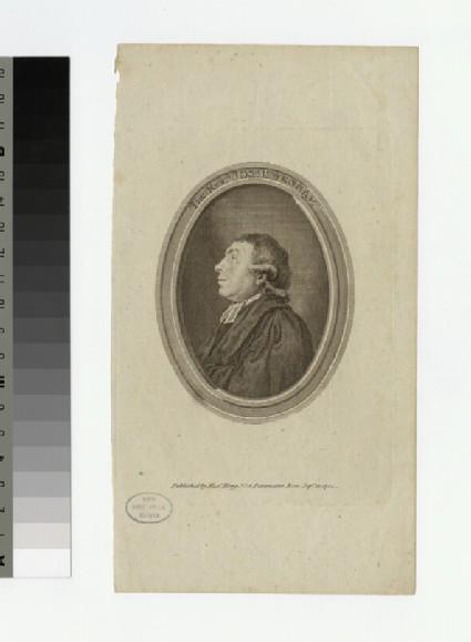 Portrait of J. Gwennap