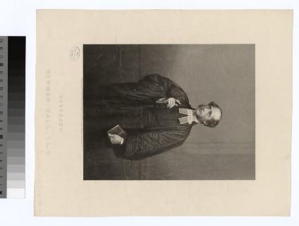 Portrait of Newman Hall