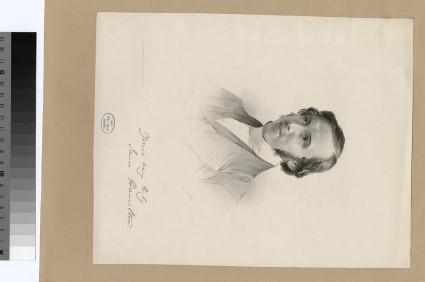 Portrait of J. Hamilton