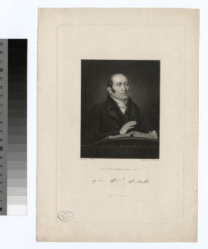 Portrait of Reverend Robert Hall (1764-1831)