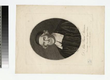 Portrait of Dr A. S. Hartman