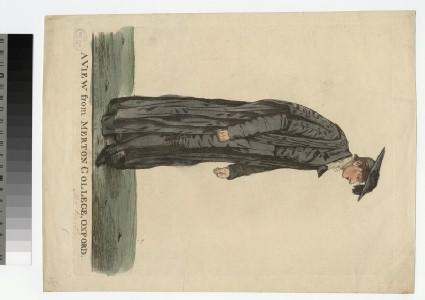 Portrait of J. W. Hartley