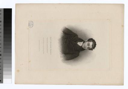 Portrait of M. Harry
