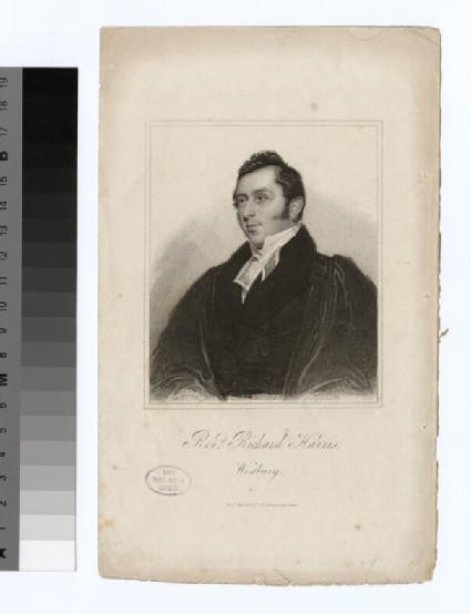 Portrait of R. Harris