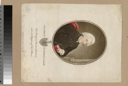 Portrait of G. Harris