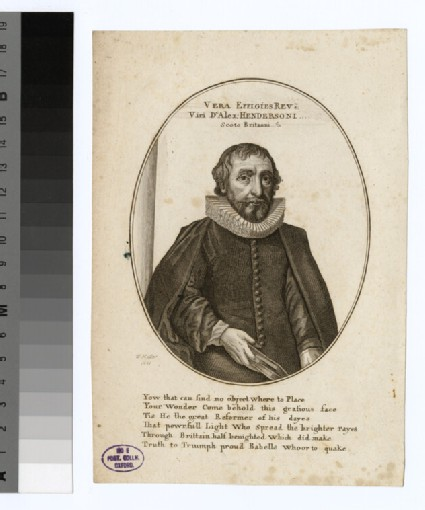 Portrait of A. Enderson