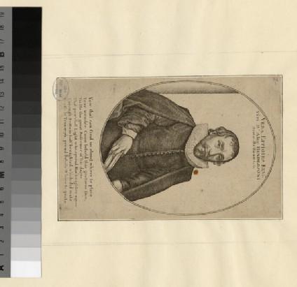 Portrait of A. Henderson