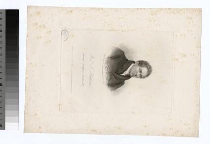 Portrait of T. Heathcote