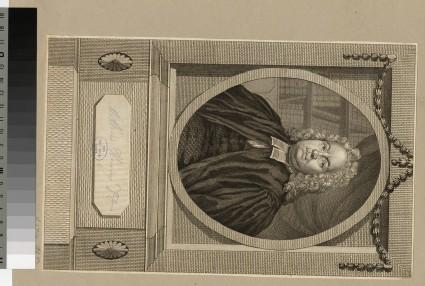Portrait of Matthew Henry