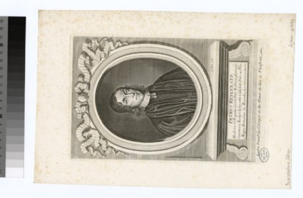 Portrait of P. Heylyn