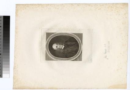 Portrait of Revd J. Hewitt