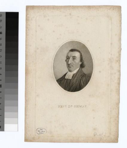 Portrait of Hewat