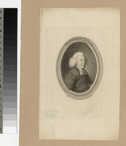 Portrait of E. Hickman