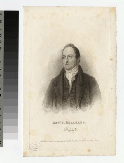 Portrait of S. Hillyard