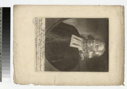 Portrait of T. Hiscox