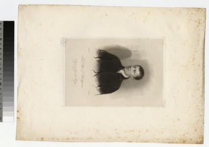Portrait of T. L. Hodgson