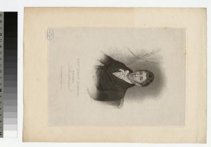 Portrait of B. Hobson