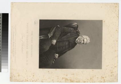 Portrait of Revd Dr W. F. Hook
