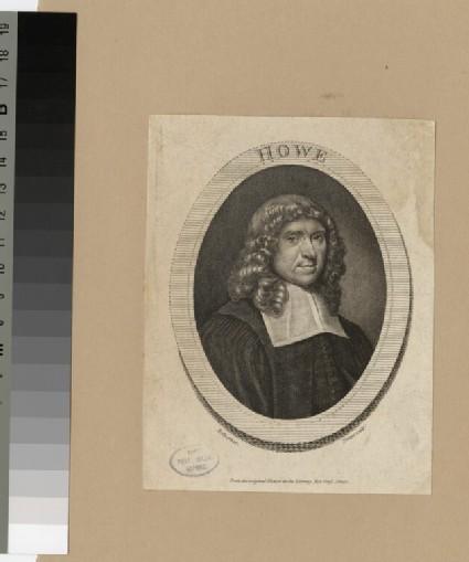 Portrait of John Howe