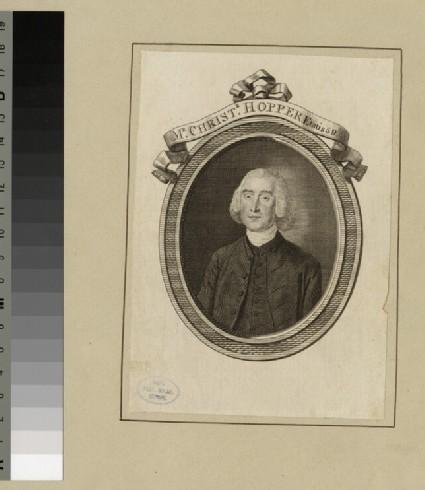 Portrait of C. Hopper
