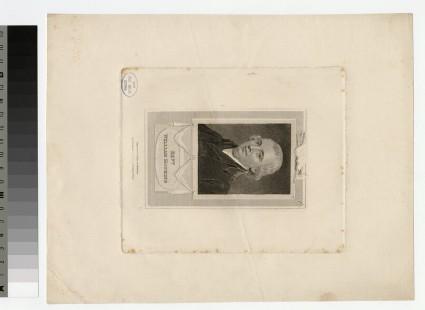 Portrait of W. Hopkins
