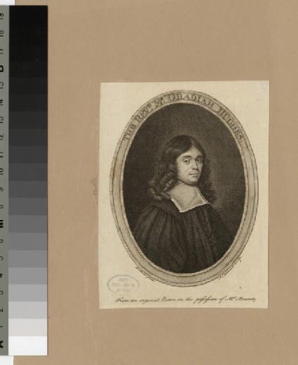 Portrait of O. Hughes