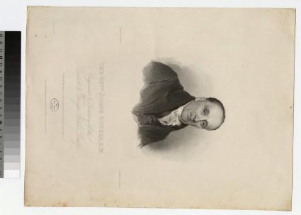 Portrait of J. Hughes