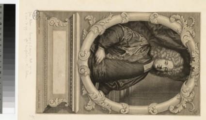 Portrait of Revd J. Hudson