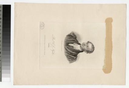 Portrait of C. J. Hyatt