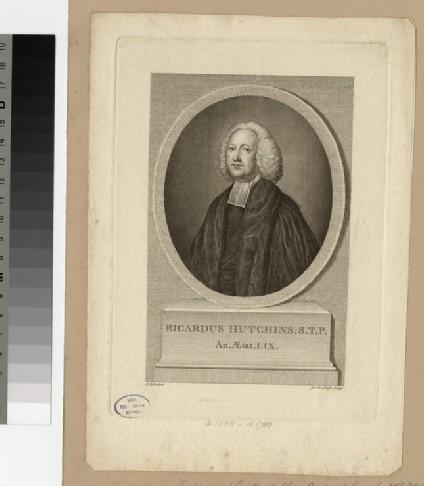 Portrait of R. Hutchins