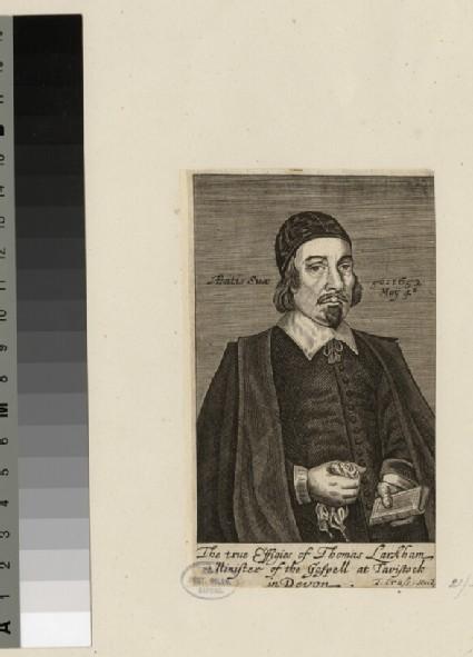 Portrait of T. Larkham