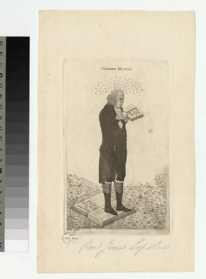 Portrait of J. Lapslie