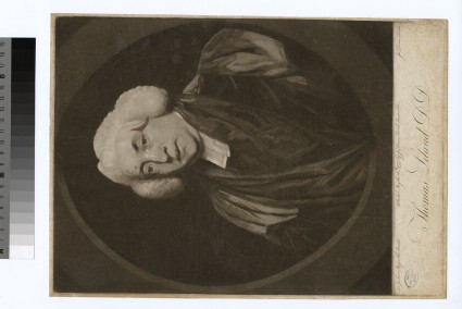 Portrait of Revd Dr T. Leland