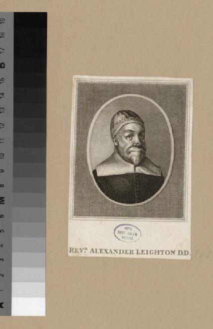 Portrait of A. Leighton